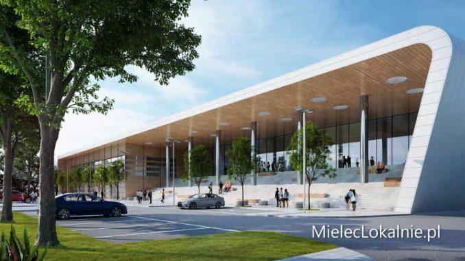 Budowa hali sportowej zakończyć się za rok? [ZDJĘCIA]