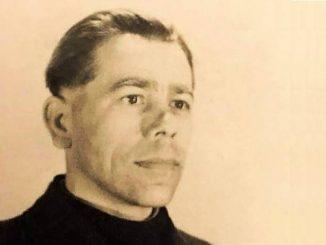 "107 lat temu urodził się Aleksander Rusin ""Olek"""