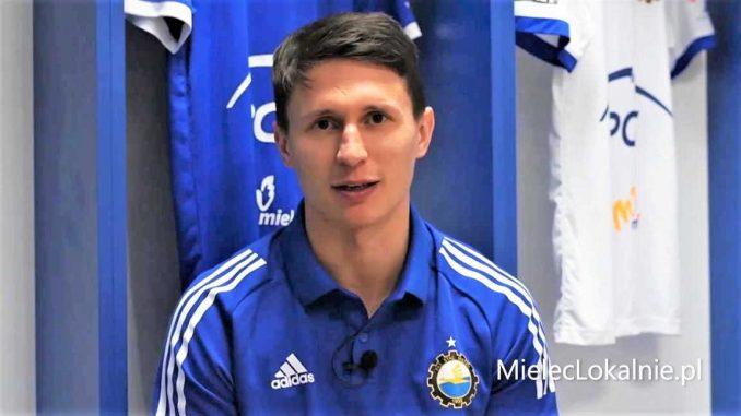 Maciej Jankowski wzmacnia mielecką Stal