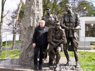Meeting przy Pomniku Żołnierzy Wyklętych