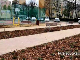 """Jarosław Szczerba: - """"Spacerniak"""" i boisko do gry w nic"""