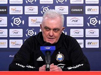 Trener Gąsior: - Musimy tworzyć zespół. Tu był problem