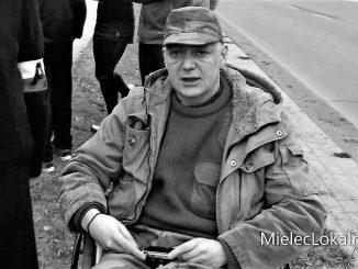 Nie żyje Paweł Dębicki. Był wybitnym mielczaninem