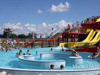 W Mielcu otwierają kąpielisko letnie