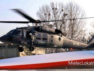 Katastrofa Black Hawk z Mielca. Zginęło sześć osób
