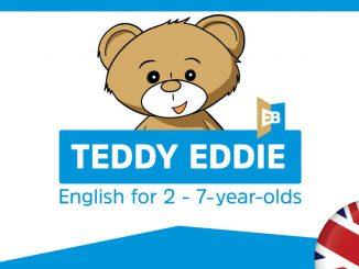 Szkoła ACCENT zaprasza na event z misiem Teddy Eddie