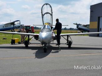 Na lotnisku w Mielcu powstaje latające muzeum
