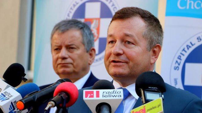 Jarosław Kolendo nowym dyrektorem szpitala w Mielcu